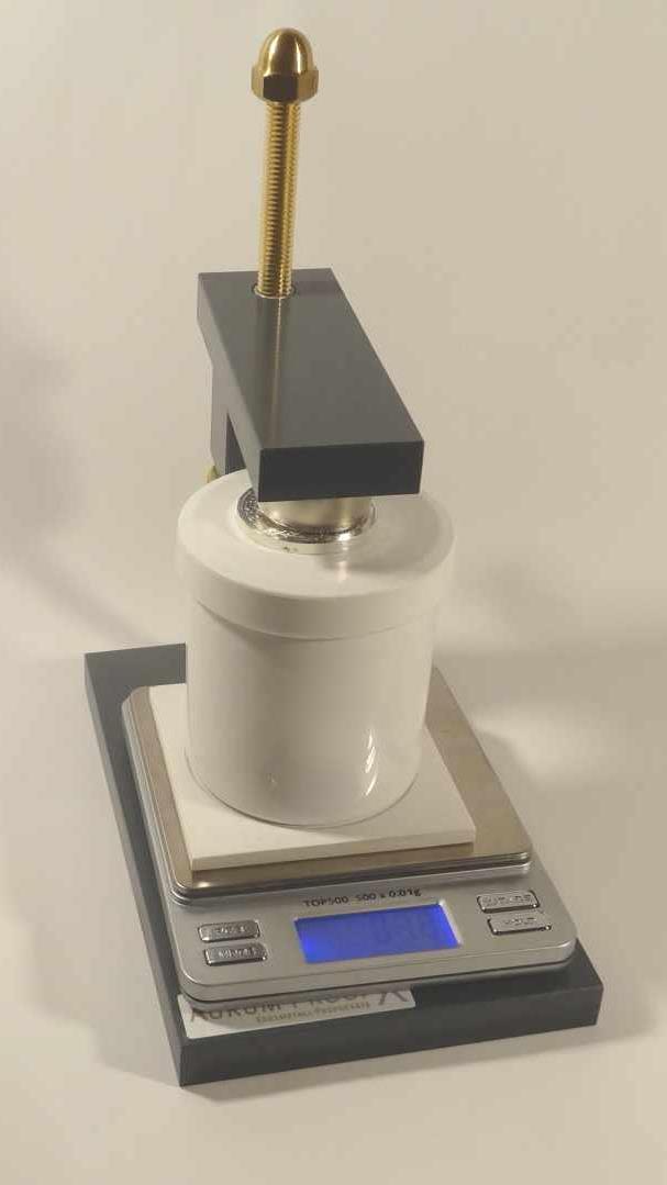 Magnetwaage, Edelmetallprüfgerät zur Edelmetallprüfung von Gold&Silber